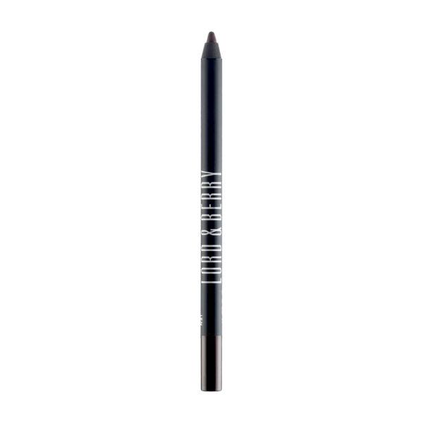 Smudgeproof eyeliner black/brown