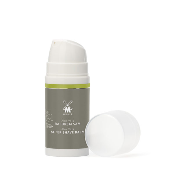 After Shave Balm with Aloe Vera