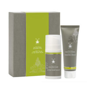 Skin care set with aloe vera